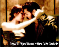 Stage avecDiego El Pájaro Riemer et Maria Belén Giachello